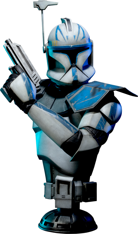Sideshow Collectibles Captain Rex Legendary Scale Bust