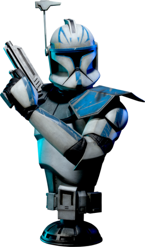 Captain Rex Legendary Scale Bust