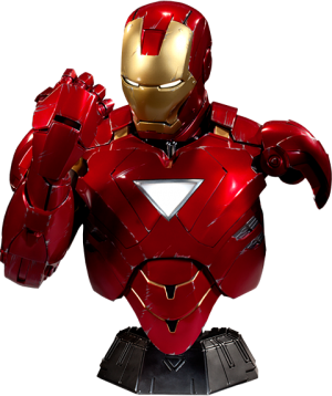 Iron Man - Mark VI Legendary Scale™ Bust