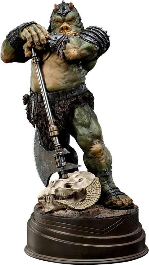 Sideshow Collectibles Gamorrean Executioner - Mythos Polystone Statue