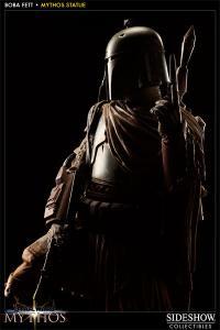 Gallery Image of Boba Fett - Mythos Polystone Statue