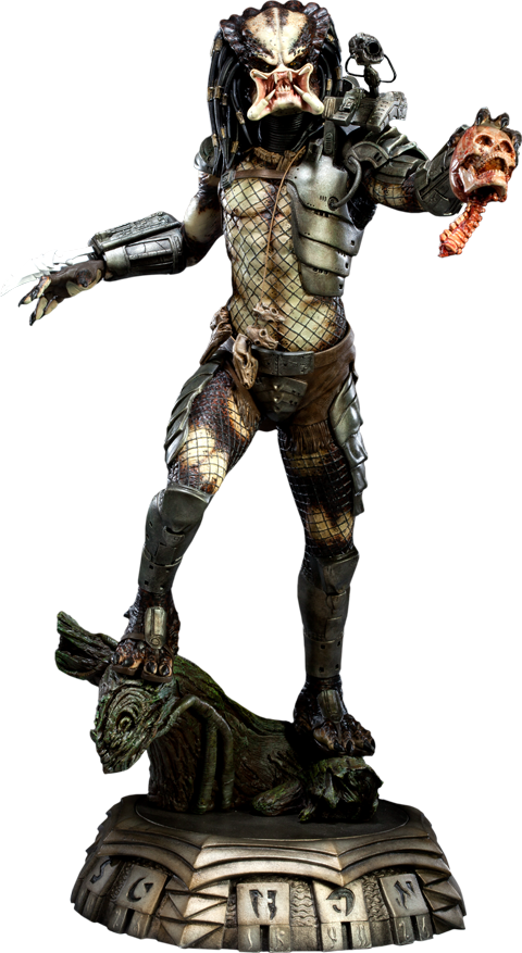 Sideshow Collectibles Predator Statue
