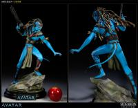 Gallery Image of Jake Sully Polystone Statue