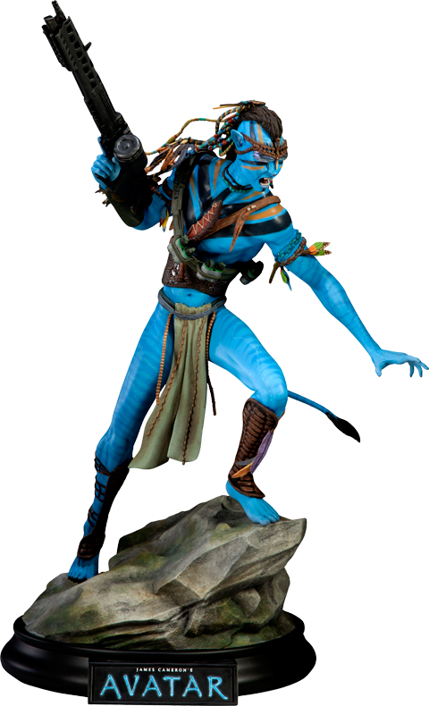 Sideshow Collectibles Jake Sully Polystone Statue