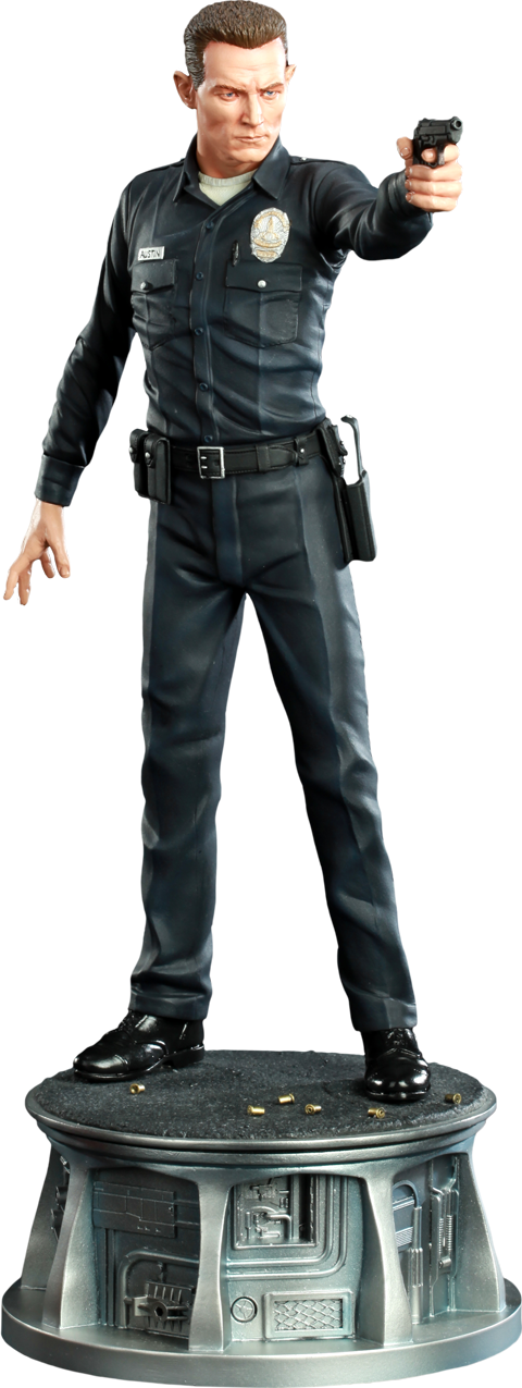 Sideshow Collectibles T-1000 Polystone Statue