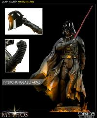 Gallery Image of Darth Vader - Mythos Polystone Statue