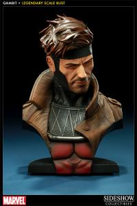 Gallery Image of Gambit Legendary Scale™ Bust