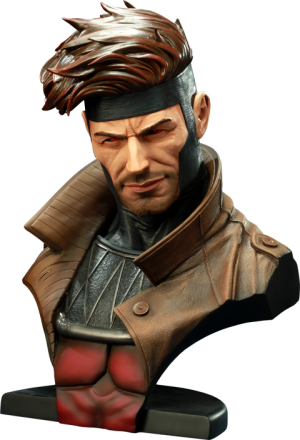 Gambit Legendary Scale Bust