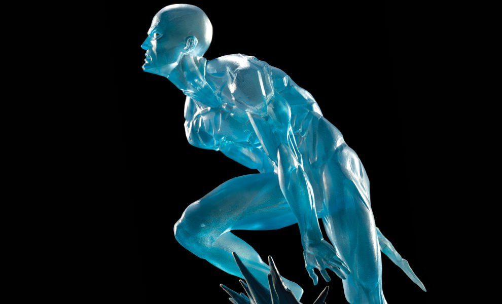 Gallery Feature Image of Iceman Polystone Statue - Click to open image gallery