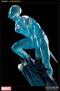 Gallery Image of Iceman Polystone Statue