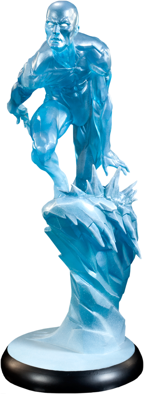 Sideshow Collectibles Iceman Polystone Statue