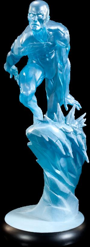 Iceman Polystone Statue