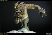 Gallery Image of Snow Troll Polystone Statue