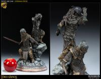 Gallery Image of Frodo and Samwise Polystone Statue