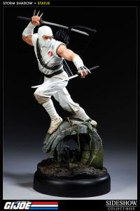 Gallery Image of Storm Shadow Polystone Statue
