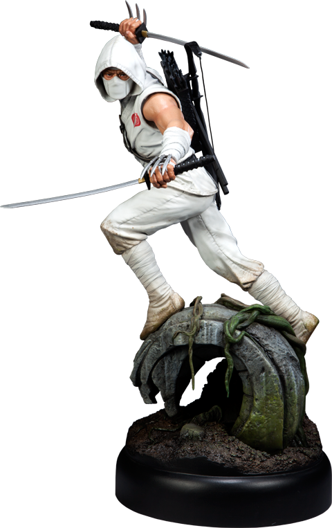 Sideshow Collectibles Storm Shadow Polystone Statue