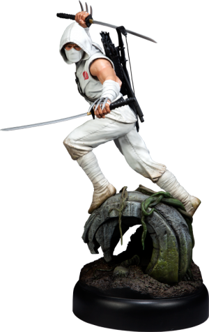 Storm Shadow Polystone Statue