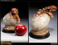 Gallery Image of Euoplocephalus in Egg Maquette