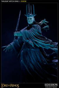 Gallery Image of Twilight Witch-king Polystone Statue