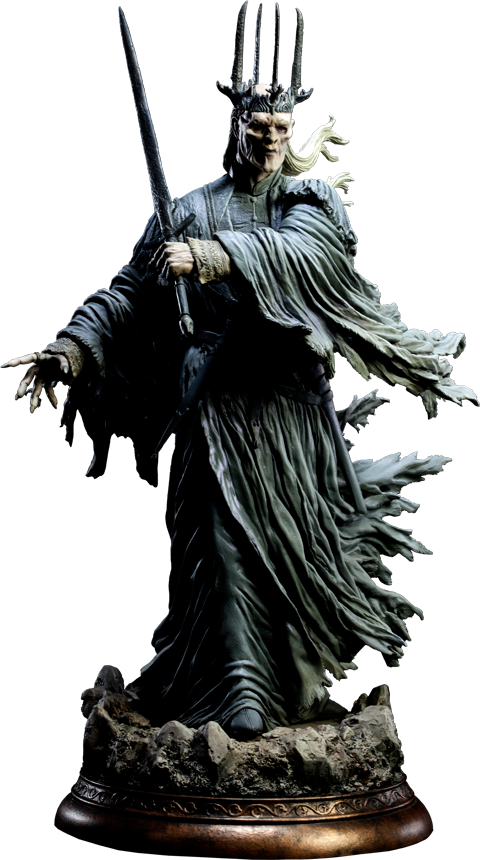 Sideshow Collectibles Twilight Witch-king Polystone Statue