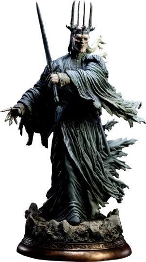 Twilight Witch-king Polystone Statue