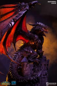 Gallery Image of Deathwing Polystone Statue