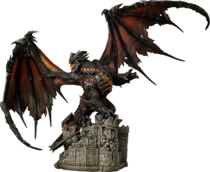 Deathwing - BLIZZARD EMPLOYEE ONLY Polystone Statue
