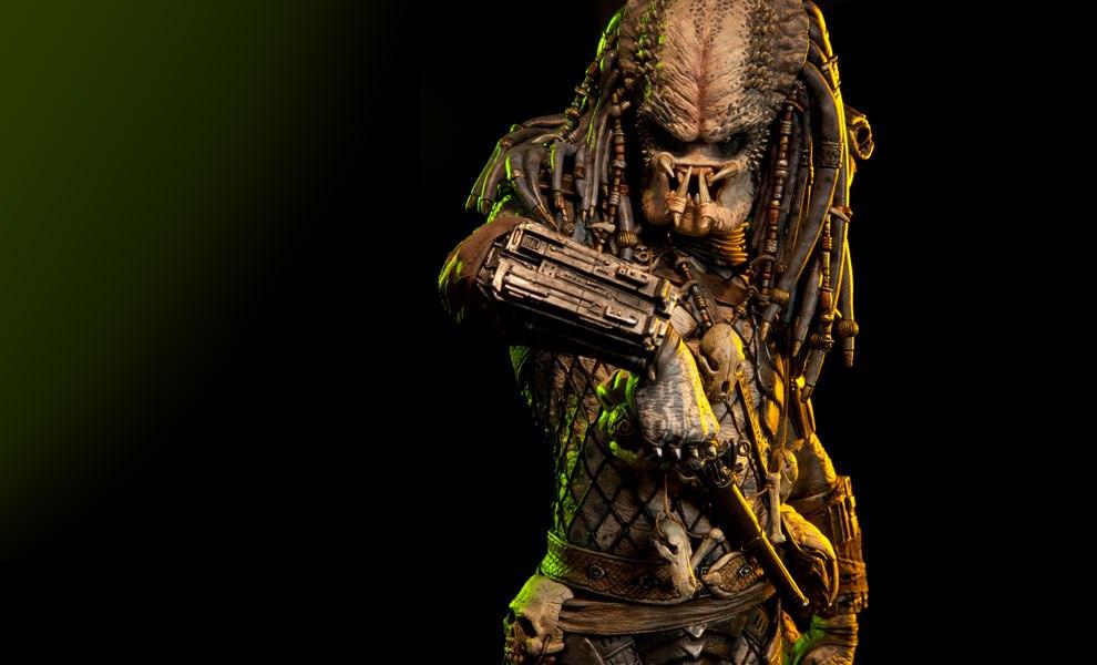 Gallery Feature Image of Elder Predator Statue - Click to open image gallery