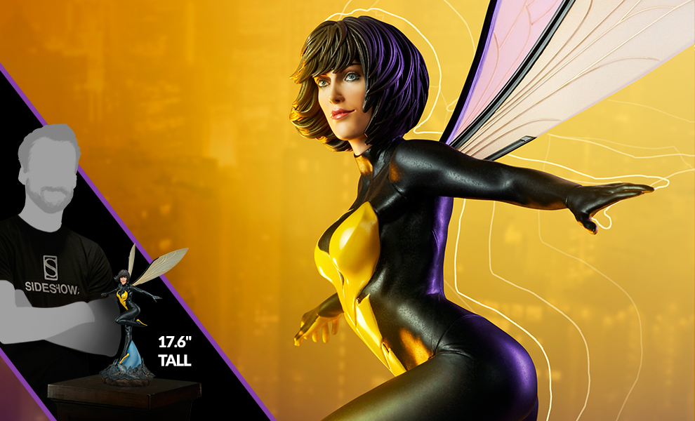 Gallery Feature Image of Wasp Statue - Click to open image gallery