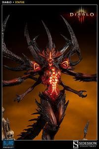 Gallery Image of Diablo Polystone Statue