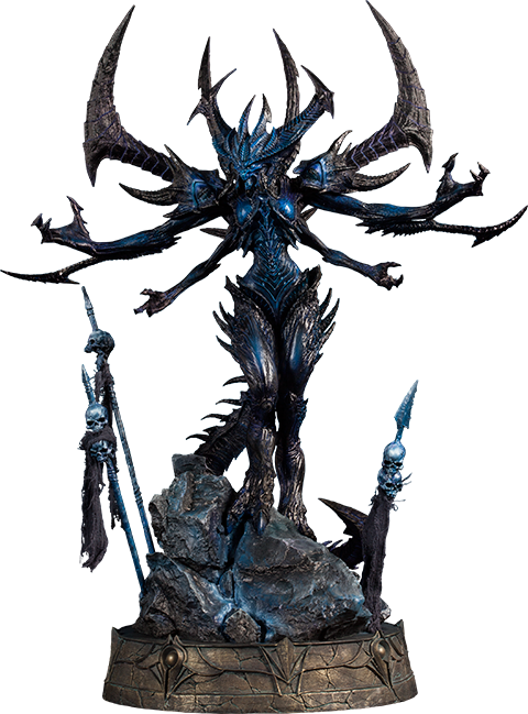 Sideshow Collectibles Diablo Nightmare Edition Statue