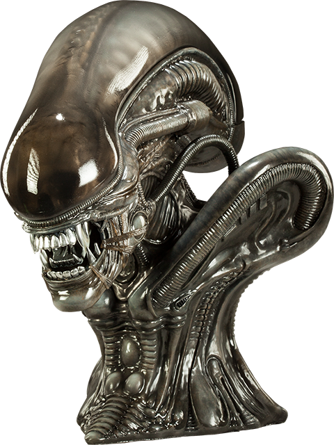 Sideshow Collectibles Alien Big Chap Legendary Scale™ Bust