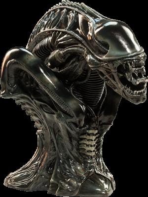 Alien Warrior Legendary Scale Bust