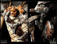 Gallery Image of Wolf Predator Polystone Statue
