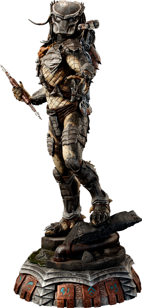Sideshow Collectibles Wolf Predator Polystone Statue