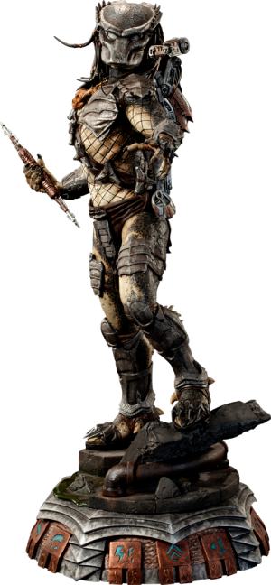 Wolf Predator Polystone Statue