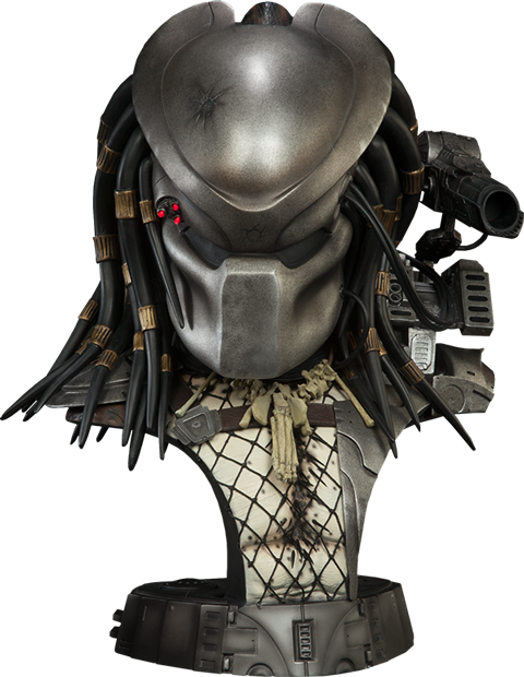 Sideshow Collectibles Predator - Masked Hunter Legendary Scale Bust