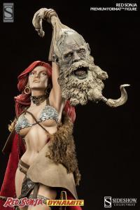 Gallery Image of Red Sonja Premium Format™ Figure