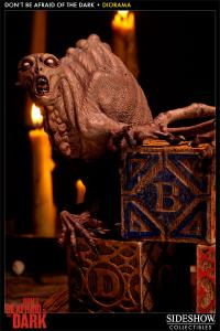 Gallery Image of Dont Be Afraid of the Dark Polystone Diorama