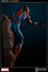 Gallery Image of Spider-Man Polystone Statue