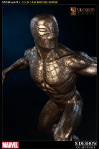 Gallery Image of Spider-Man Sideshow Classics Statue