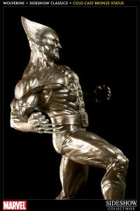 Gallery Image of Wolverine Sideshow Classics Statue