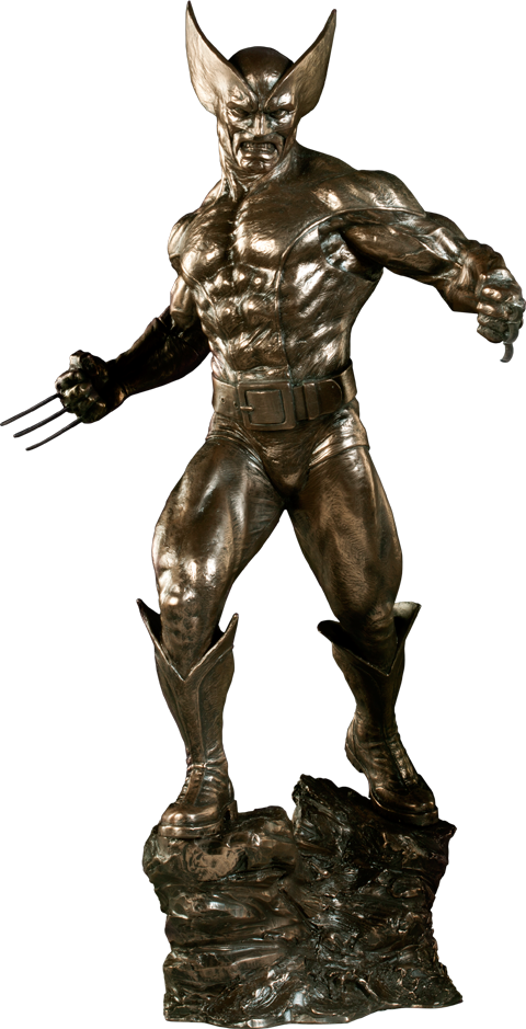 Sideshow Collectibles Wolverine Sideshow Classics Statue