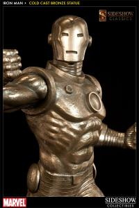 Gallery Image of Iron Man Sideshow Classics Statue