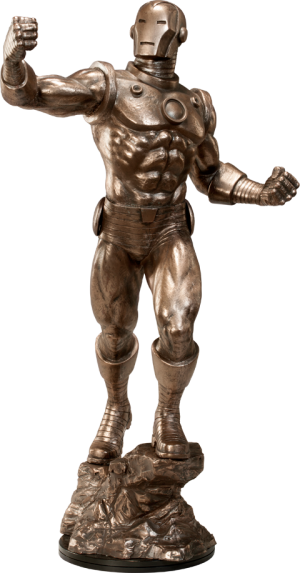 Iron Man Sideshow Classics Statue