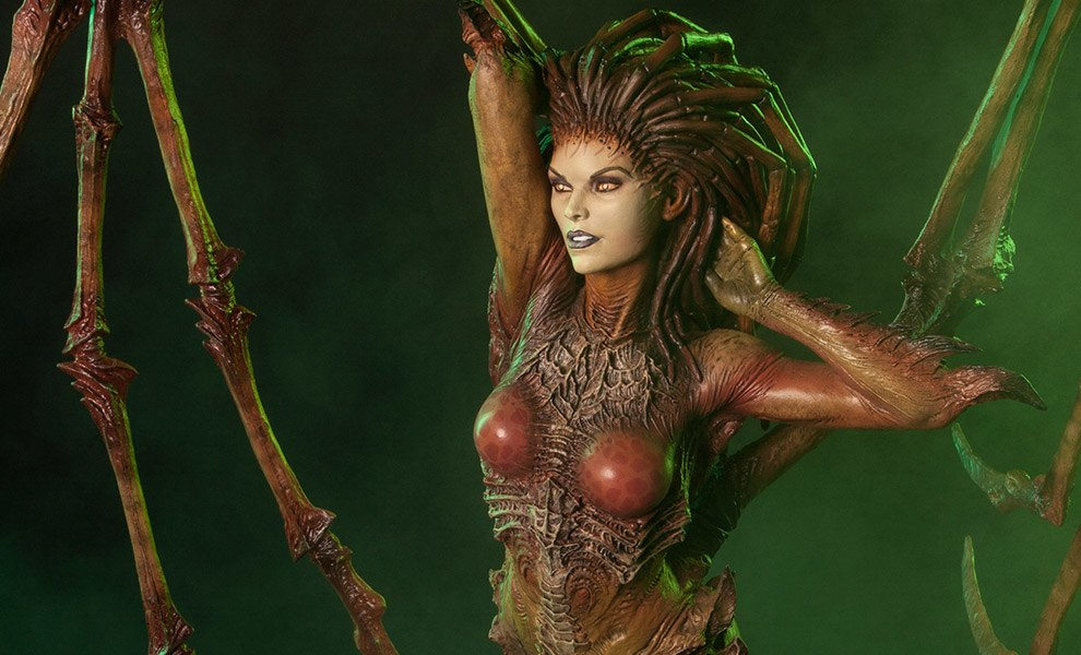 Gallery Feature Image of Kerrigan Polystone Statue - Click to open image gallery