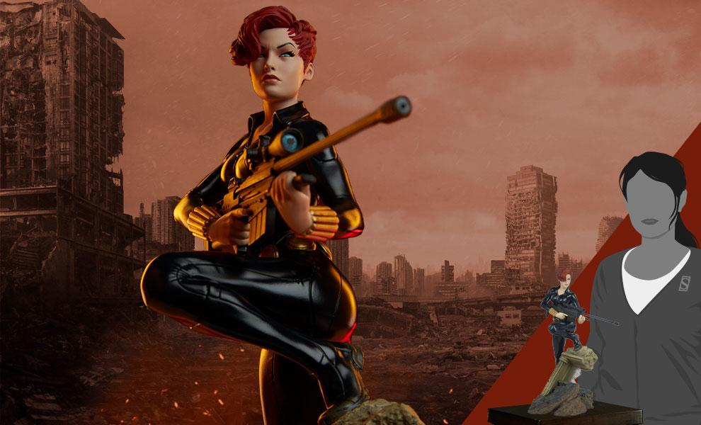 Black Widow Statue by Sideshow Collectibles