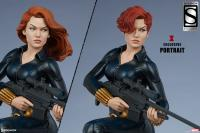 Gallery Image of Black Widow Statue