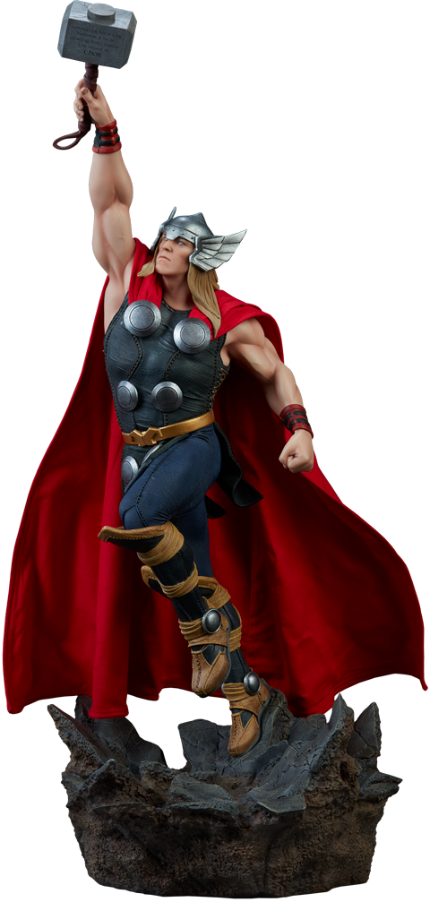Sideshow Collectibles Thor Statue