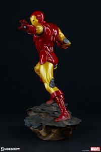 Gallery Image of Iron Man Statue